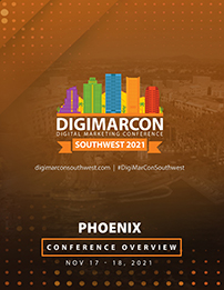 DigiMarCon Southwest 2022 Brochure