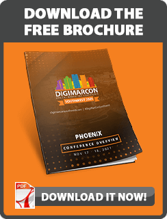Download DigiMarCon Southwest 2021 Brochure